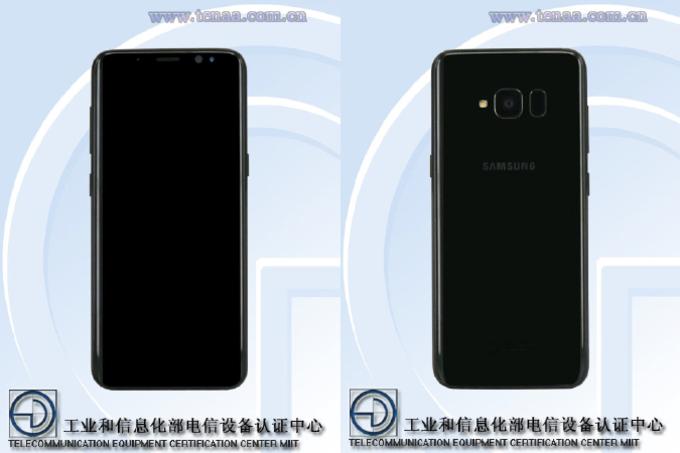 Wyciek³o info z certyfikacji TENAA i FCC telefonu Samsung Galaxy S8 Lite