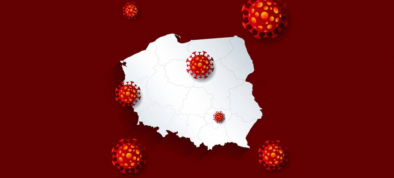 Tak jest, kolejny rekord zaka¿eñ w Polsce. Ponad osiem tysiêcy chorych