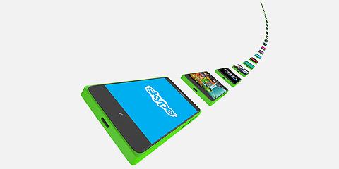 Nokia X otrzyma³a update 1.1.2.2