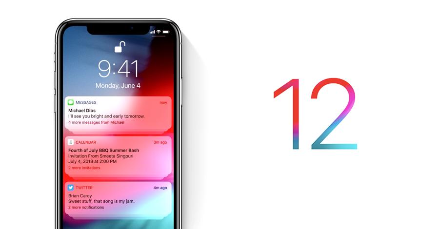 Stare iPhony s± wydajniejsze z iOS 12