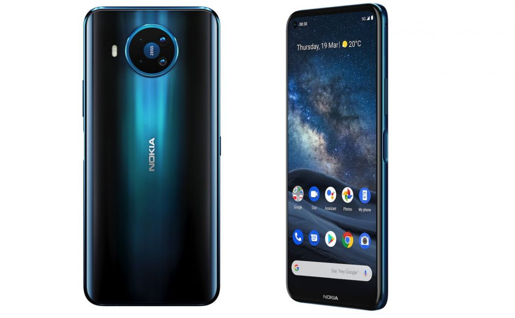 Nokia 8.3 5G oficjalnie, czyli wszystko, co wiadomo o nowym smartfonie Bonda