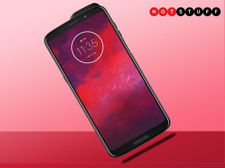 Moto Z3 mo¿e byæ pierwszym smartfonem z po³±czeniem 5G