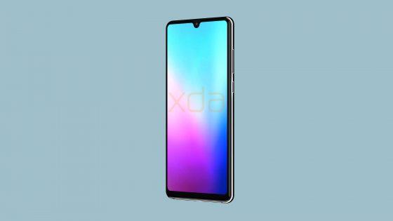 Nowe rendery Huawei Mate 20 Pro