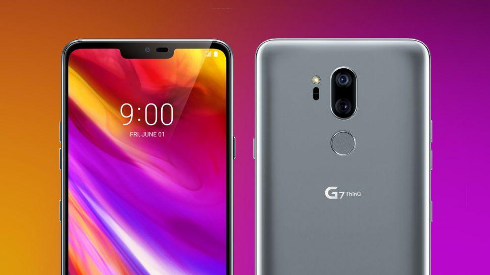 Wyciek³y nowe zdjêcia LG G7 Thinq, pokazuj± telefon z ka¿dej strony
