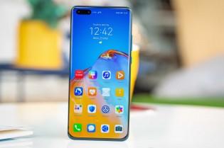 Huawei P40 wykorzystuje ekrany BOE