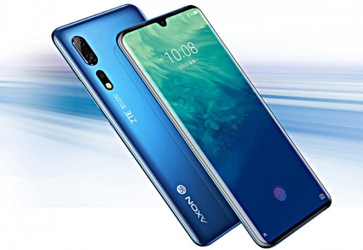 ZTE Axon 10 Pro 5G ju¿ wkótce w sprzeda¿y