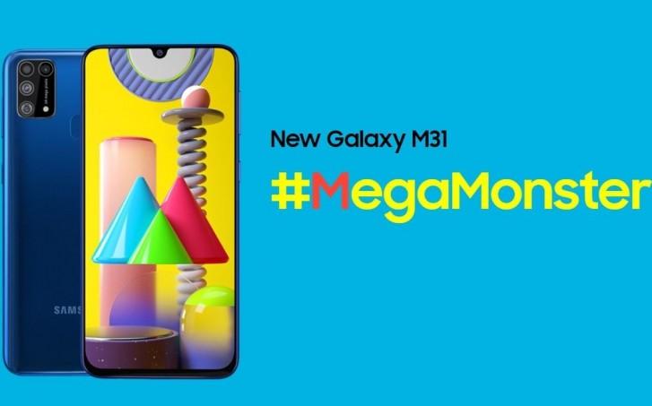 Samsung Galaxy M31 - specyfikacja i dane techniczne