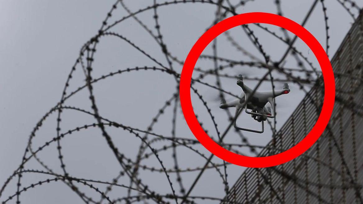 Brytyjski gang dronów-przemytników trafi³ do paki