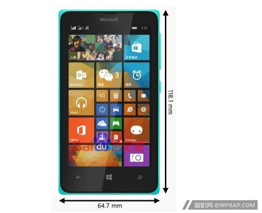 Lumia 435 to nowy smartfon Microsoftu