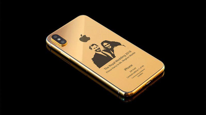 iPhone X Royal Wedding Edition, czyli kolejny iPhone którego nie kupisz, bo wydawanie tysiêcy z³otych na bzdury to z³y pomys³