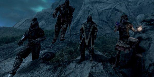 Mod do gry sieciowej w Skyrim przechodzi fazê betatestów