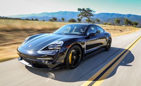 Elektryczne Porsche trafi na ulice we wrze¶niu tego roku