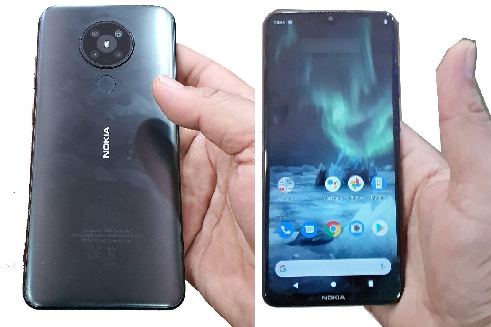 Nokia 5.3 zostanie nied³ugo oficjalnie zaprezentowana