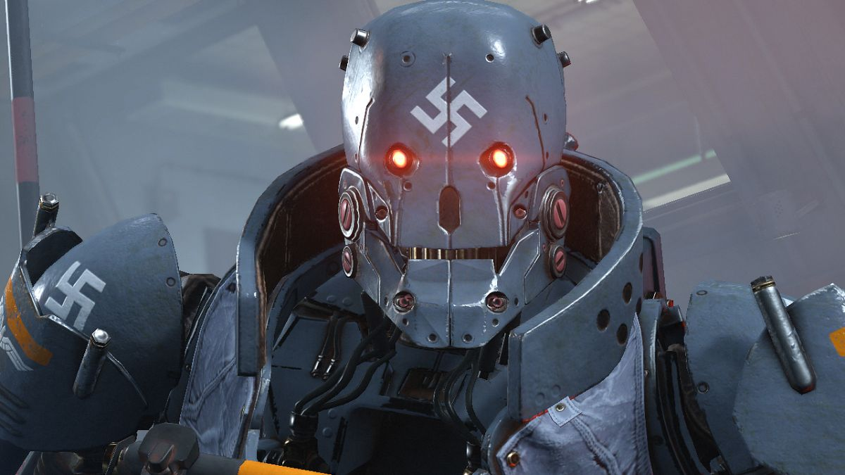 Niemcy zdejmuj± ban na nazistowsk± symbolikê w grach wideo