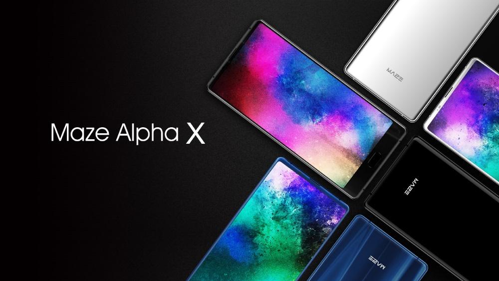 Maze Alpha X, rozs±dny mid-lowranger
