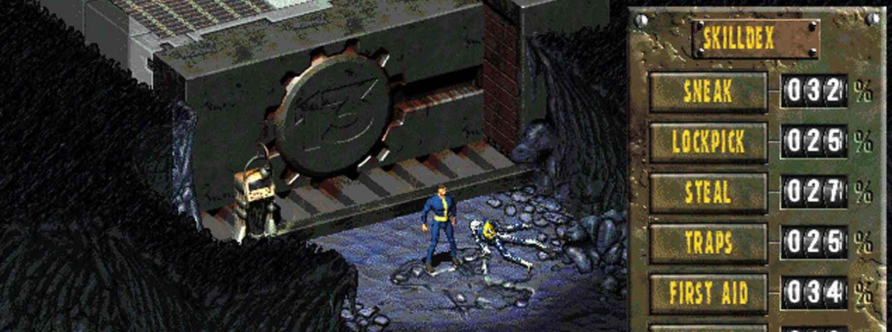 Fanowi Fallouta 1 uda³o siê uruchomiæ go na smartfonie