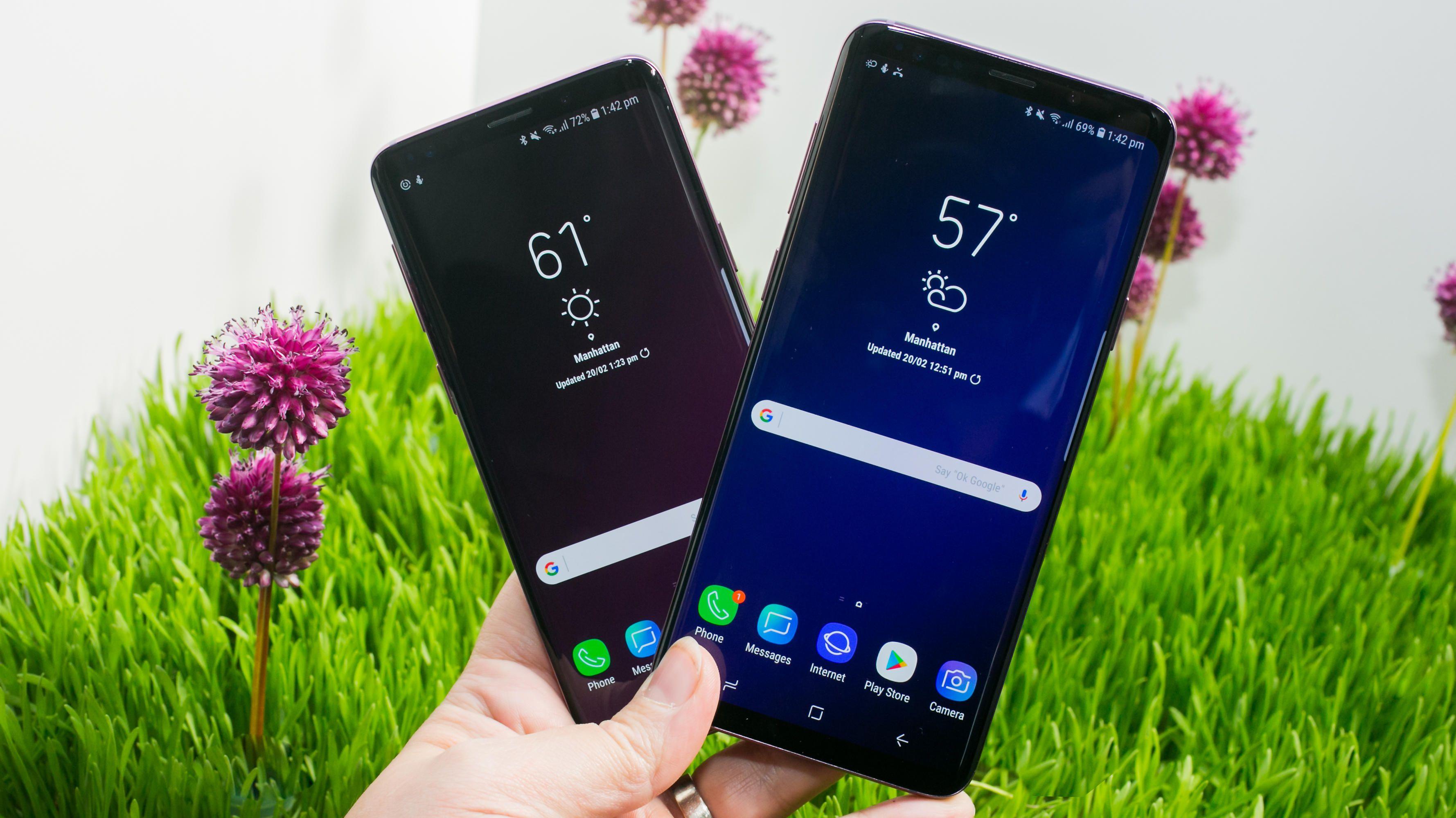 Galaxy S9 i Galaxy S9 Plus z T-Mobile otrzymuj± kwietniow± aktualizacjê zabezpieczeñ