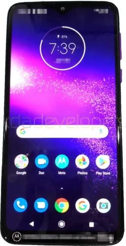 Motorola One Macro - nowy telefon ju¿ wkrótce