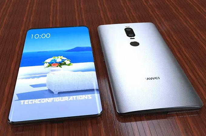 Huawei Mate 10 Pro dostêpny w przedsprzeda¿y! Kamera EnVizion 360 jako bonus