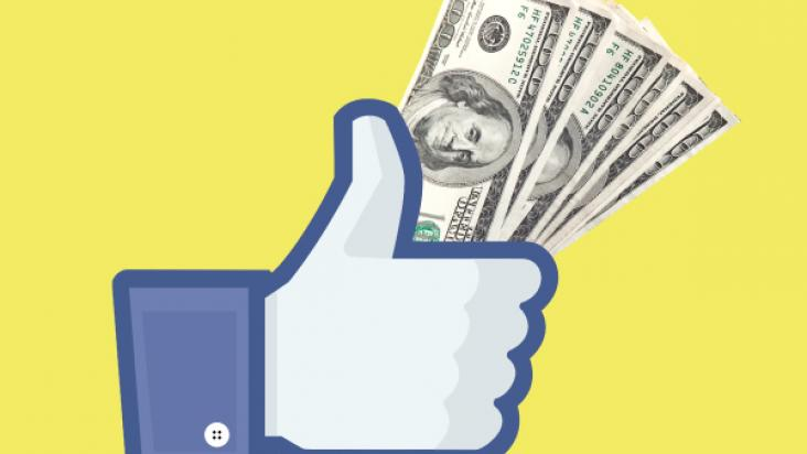 ¯arty na bok - p³atny Facebook nadci±ga