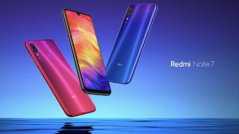 Xiaomi Redmi Note 7 Pro wyjdzie w przysz³ym tygodniu