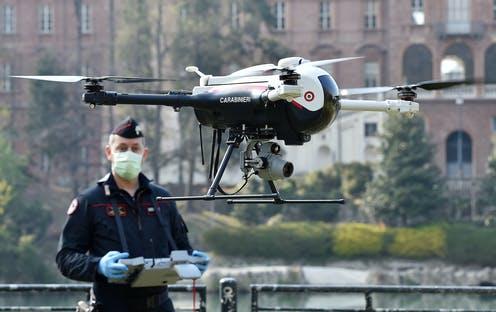 Polska drogówka ma zostaæ wyposa¿ona w drony. W koñcu. Kiedy¶. Ewentualnie