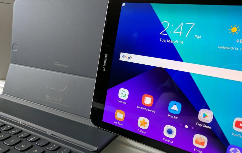 Wyciek³ benchmark Samsung Galaxy Tab S4