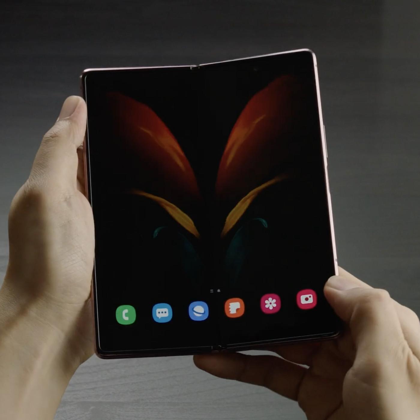 Przedsprzeda¿owe wyniki Samsung Galaxy Z Fold 2 bij± rekordy