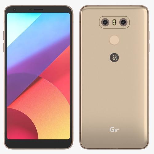 LG G6 Terra Gold trafia do Polski