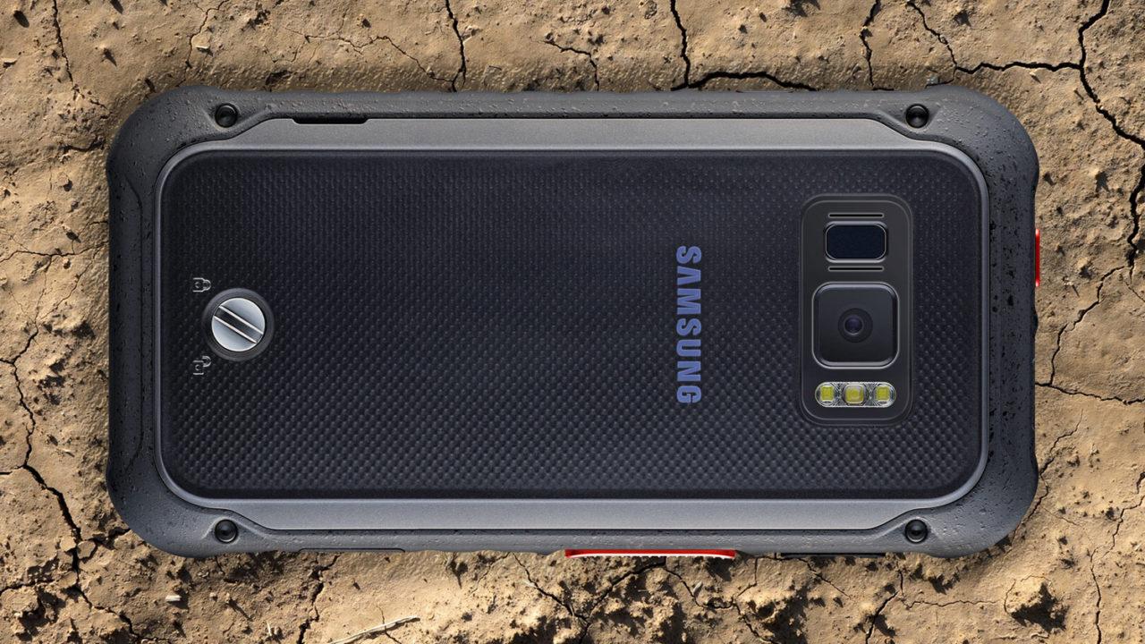 Galaxy Xcover Pro, czyli pancerniak od Samsunga