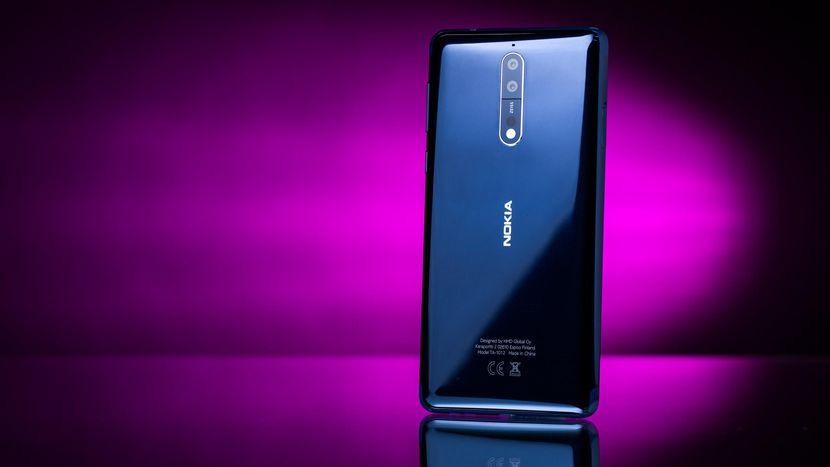 Nokia 3 i Nokia 8 doczeka³y siê lutowej aktualizacji zabezpieczeñ