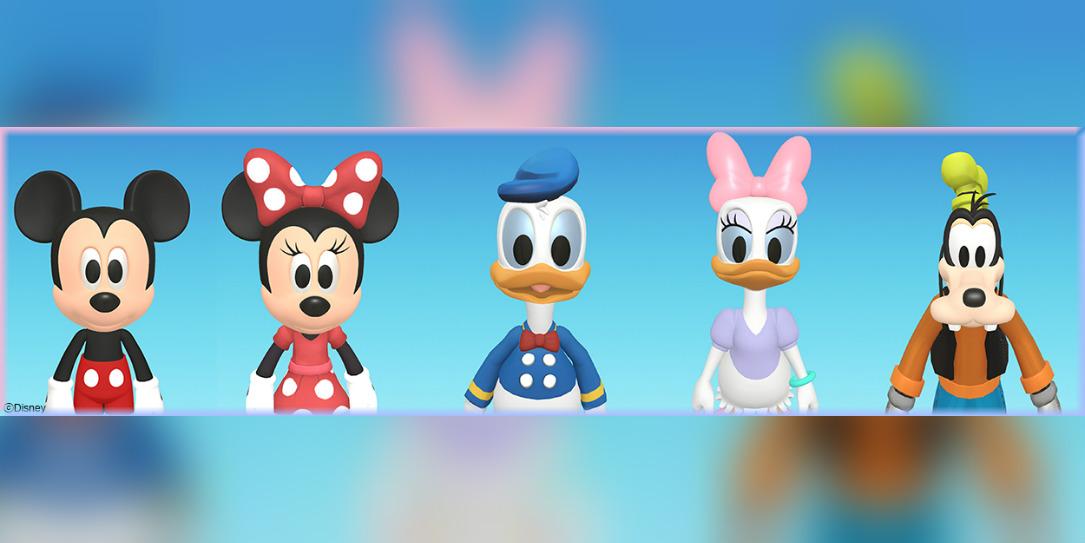Emoji Kaczki Daisy i Goofiego w Samsung Galaxy S9