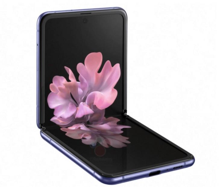 Samsung Galaxy Z Flip - kolejne przecieki o tym modelu