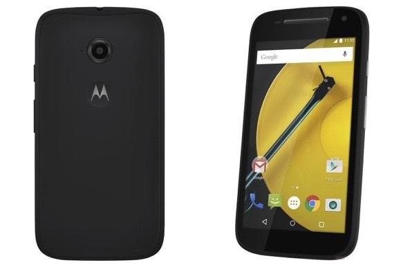 Motorola Moto E to smartfon z Androidem 5.0