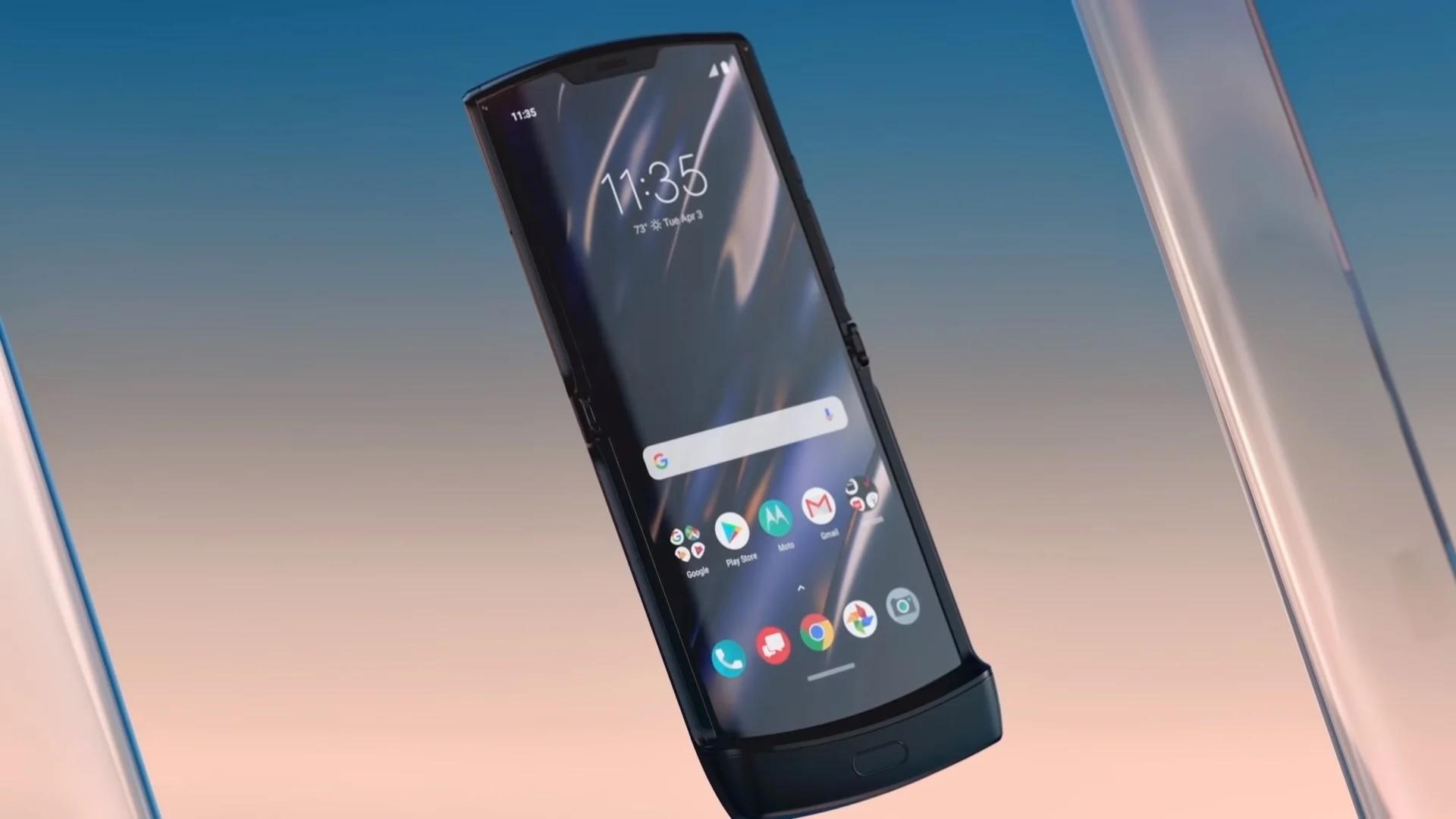 Znamy specyfikacjê Motorola RAZR 5G