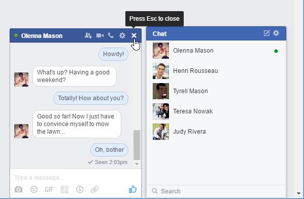 Kolejny wyciek danych z Facebooka. Tym razem ofiar± pad³y nasze prywatne wiadomo¶ci