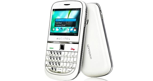 W jaki sposób wpisaæ kod do telefonu Alcatel OT 900 ?