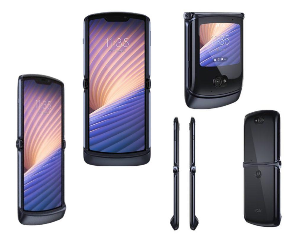 Motorola Razr 5G, wyciek ceny i daty premiery