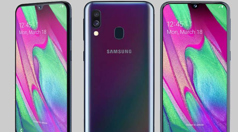 Samsung Galaxy A40, cena, specyfikacja, dostêpno¶æ