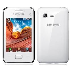 Usuñ simlocka kodem z telefonu Samsung GT-S5220