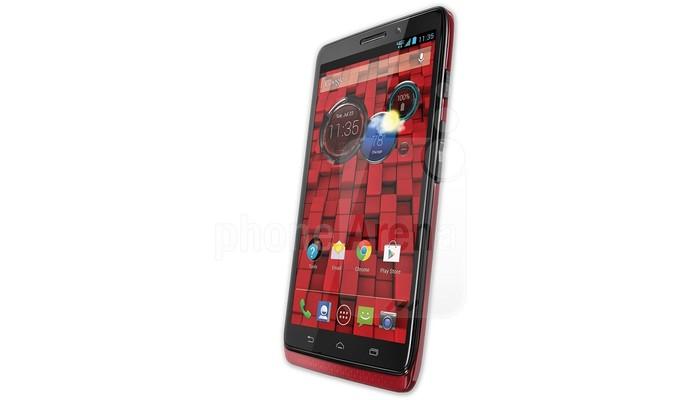 Nowy smartfon od Motoroli - Motorola Droid Turbo