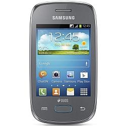 Usuñ simlocka kodem z telefonu Samsung GT-S5310