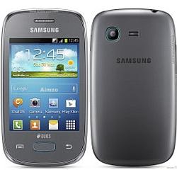 Usuñ simlocka kodem z telefonu Samsung GT-S5312