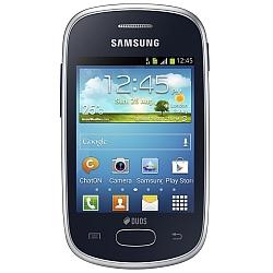 Usuñ simlocka kodem z telefonu Samsung Galaxy Star Duos
