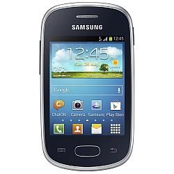 Usuñ simlocka kodem z telefonu Samsung Galaxy Star