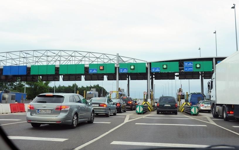 Zmiany na autostradzie A2. Elektroniczny system op³at na bramkach