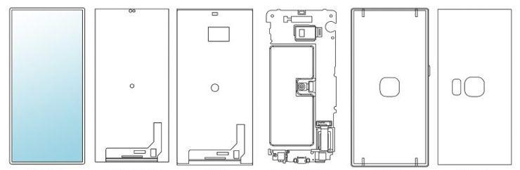 Samsunga: Czy przedni aparat zniknie na dobre?