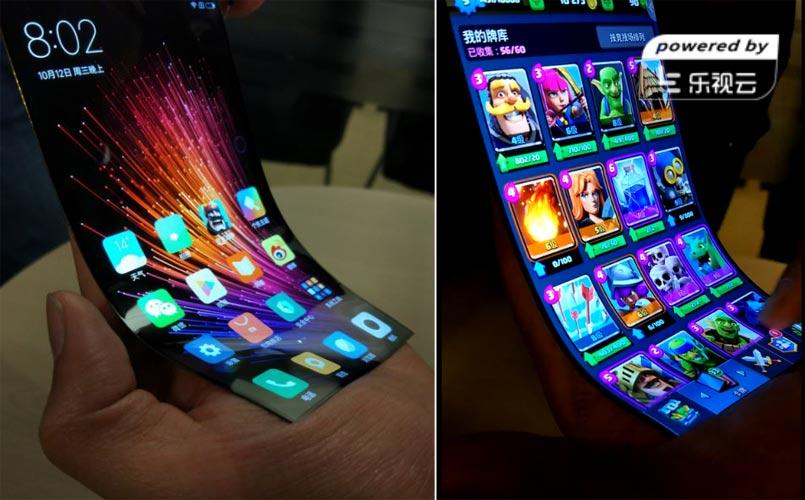 Wideo ze sk³adanym telefonem Xiaomi
