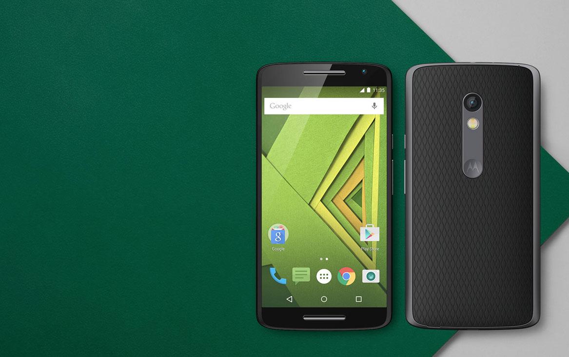 Moto X Play aktualizowany do Androida 7.1.1