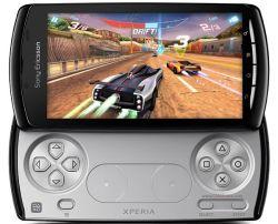 Usuñ simlocka kodem z telefonu Sony Xperia Play